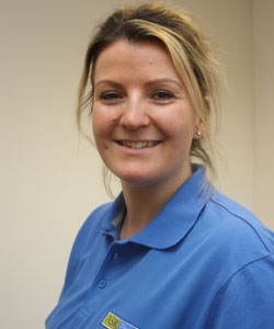 Helen Czech at Ask Physio