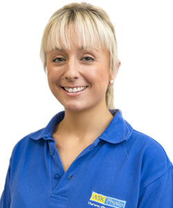 Gina Wall – Clinical Specialist Physiotherapist