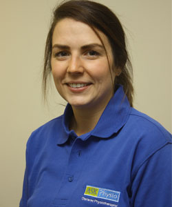 Sam Bradley – Senior Physiotherapist