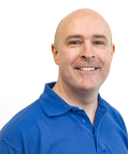 Steve Kinsella – Practice Manager and Sports Massage Therapist