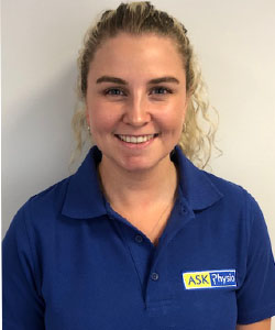 Beth Stokeld – Senior Physiotherapist