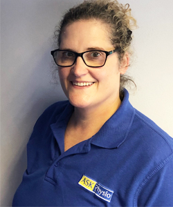 Sarah Perry – Senior Physiotherapist